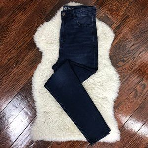 American Eagle Highest Rise Jegging Jeans Sz 10